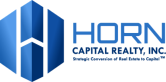 Horn Capital Realty, Inc.  – Strategic Conversion of Real Estate to Capital Logo